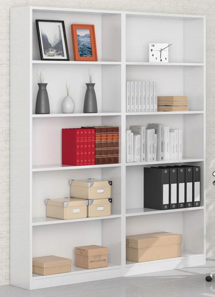 Mobili Soggiorno Kit : Mobili in kit libreria piani estyl h