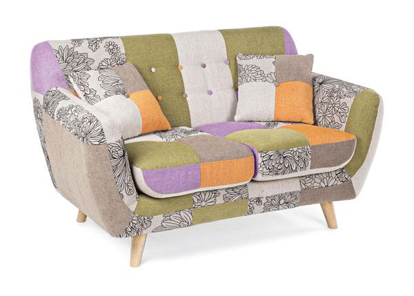 Divano Letto Patchwork : Divani e divani letto divano p patch h verde ara b