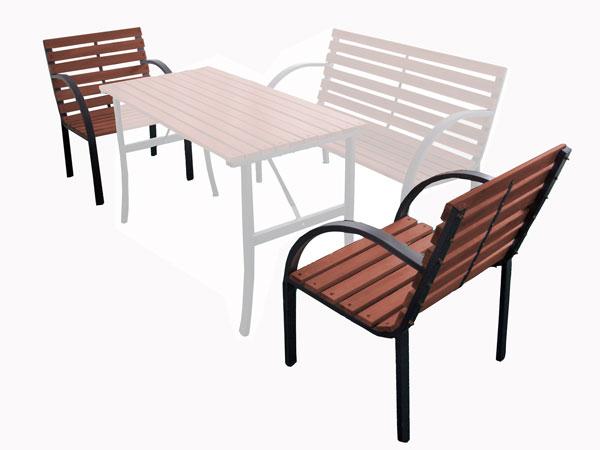 Tavoli sedie e poltrone biacchi ettore s r l for Giardino 54 nyc