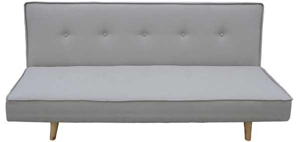 Divani e divani letto : DIVANO LETTO LAB 180X86X79 GRIGIO